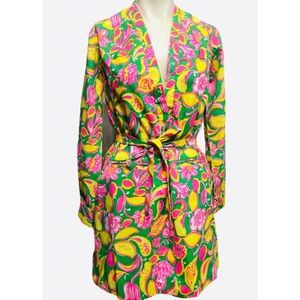 Vintage The Lilly LILLY PULITZER Tunic Cover-Up